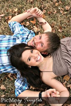 Cute picture for fall portraits of couples