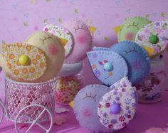 Passarinho, decoração de festa ou quarto de bebê