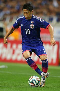 Shinji Kagawa - Borussia Dortmund (Germania)