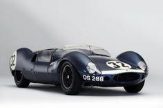Art Appreciation: Ecurie Ecosse 1960 Cooper-Monaco Mark II