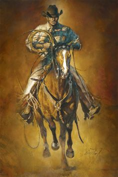 Chris Owen Artist Cowboy and Western Art Prints capture the ranch style life in all it detail. Cattle drives, Horses and more. Cowboy Horse, Cowboy Art, Western Cowboy, Cowboy Pics, Chris Owen, Westerns, Old West Photos, Western Photo, West Art