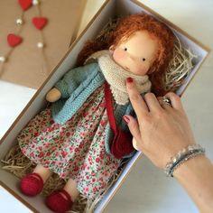 Waiting for a trip )) #textiledoll #taisoid #waldorfdoll #waldorfinspired #waldorfpuppe #вальдорфскаякукла