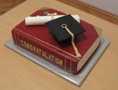 Resultado de imagen para phd graduation cakes