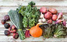 Family Size Organic Farm Box
