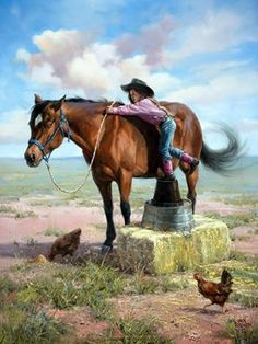 """""""Patience and Determination"""" ~ by Jack Sorenson"""
