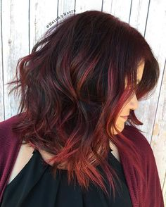 Pin for Later: 50 Dreamy Rainbow Balayage Ideas to Inspire Your Next Dye Job