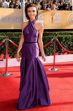 Giuliana Rancic attends the 20th Annual Screen Actors Guild Awards