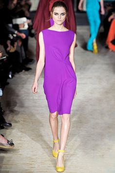 Roksanda Fall 2012 Ready-to-Wear - Collection - Gallery - Style.com