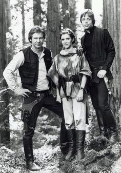 The ultimate trio