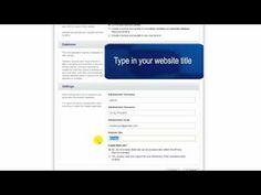 How To: Install WordPress using #Installatron in DirectAdmin