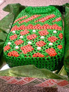 Ugly Christmas Sweater Cake | Celebrations! by ali | Pinterest ...