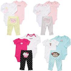Seu bebe quentinho, conjuntos de inverno 2 e 3 peças, recém nascido a 24 meses. Leia Mai no Site!