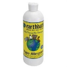 Earthbath All Natural Hypo-Allergenic and Fragrance-Free Pet Shampoo, 16-Ounce (Pack of 2) * Find out more about the great product at the image link. (This is an Amazon affiliate link)