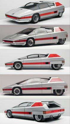 1976 Alfa Romeo 33 Navajo Produced in a single copy Alfa Romeo Cars, Twin Turbo, Old Trucks, Old Cars, Custom Cars, Concept Cars, Cars And Motorcycles, Super Cars, Transportation