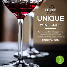 The Artisan Collection™ Wine Club, join the Club & stock your cellar for the summer! #WineClub #Wine  https://multibra.in/dtwc2