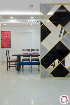 Wooden Partition Design, Glass Partition Designs, Glass Wall Design, Wooden Partitions, Living Room Partition Design, Living Room Tv Unit Designs, Partition Ideas, Room Partition Wall, Wooden Wall Design