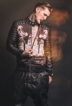 Jimmy Quaintance Stars in Sons of Heroes Spring/Summer 2014 Look Book