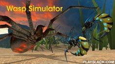 Wasp Simulator  Android Game - playslack.com , Control a juvenile wasp and aid it endure in a risky world of arthropods. combat a collection of foes and do compelling work. In this game for Android you need to a wasp found a brand-new body. First you have to investigate the large world in search of person Whites that will aid you combat hornets, arachnids, and other risky oppositions. make a body of Whites and take work of the insect. defend hornet's nest, Pre-Raphaelite different…