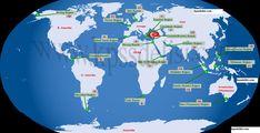 Dünyadaki Önemli Boğazlar ve Kanallar - http://kpssdelisi.com/question/dunyadaki-onemli-bogazlar-ve-kanallar/