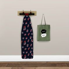 LEO-SIMS • Hanging Tote Bag Hanging Iron Board Both found...