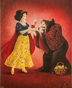 *SNOW WHITE & THE EVIL QUEEN/THE OLD HAG ~ Disney Wiki | FANDOM powered by Wikia