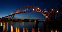 The bridge of my hometown: Bridge of Fredrikstad, Norway