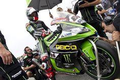 Jonathan Rea se proclama Campeón del Mundo de Superbike en Jerez. Felicidades!!. @JerezEsMotor