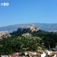 Acropolis, Athens, Rooftop, Greece, Dolores Park, City, Travel, Greek Gods, Greece Country