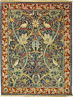 9 Best Rugs Images William Morris