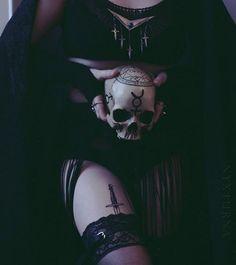 gothic girl   Tumblr