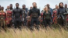 The 20 best Marvel films – ranked Avengers Infinity War: Okoye (Danai Gurira), Black Panther (Chadwick Boseman), Captain America (Chris Evans), Black Widow (Scarlett Johansson) and Bucky/Winter Soldier (Sebastian Stan). Marvel Avengers, Avengers Cast, Captain Marvel, Avengers Characters, Best Marvel Films, Marvel Cinematic Universe Movies, Marvel Movies, Mark Ruffalo, Matthew Mcconaughey