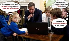Leaked #Cameron letter admits using #children and #pornography to raise political profile – DISGRACEFUL!