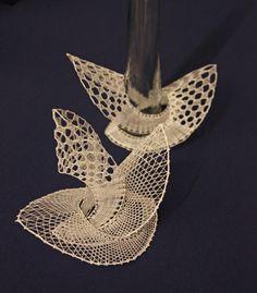 Bobbin lace. Ephrem Muskee