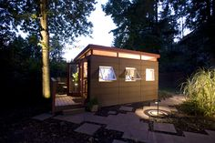 Modern Shed Homes