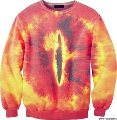 eye of mordor sweatshirt