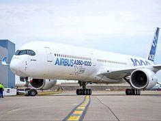 Premier RTO pour l'Airbus A350-1000 (vidéo)