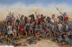 Romans vs. Samnites