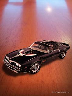 Pontiac Trans-Am Firebird..