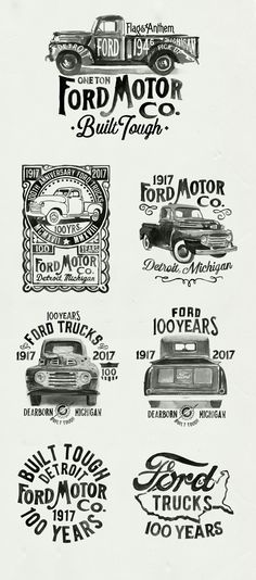 One hundred years ago today, Ford introduced its first purpose-built truck, the 1917 Ford Model TT, forever changing the auto industry – and the very nature of work itself. Classic Ford Trucks, Ford Pickup Trucks, Ford 4x4, F100 Truck, Ford Ranger Truck, Pickup Camper, Jeep Pickup, Truck Camper, Ford Bronco