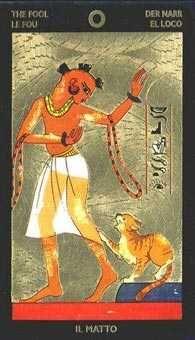 Nefertiti Tarot
