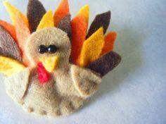 felt turkey