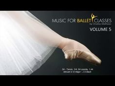 Music for Ballet Class Vol 5 - Inspiring Classical Music for Ballet Class - http://music.tronnixx.com/uncategorized/music-for-ballet-class-vol-5-inspiring-classical-music-for-ballet-class/ - On Amazon: http://www.amazon.com/dp/B015MQEF2K