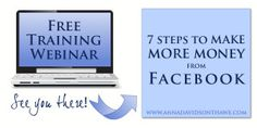 anna-facebook-webinar2 DO NOT MISS THIS SECOND CHANCE THERE WILL NOT BE ANOTHER