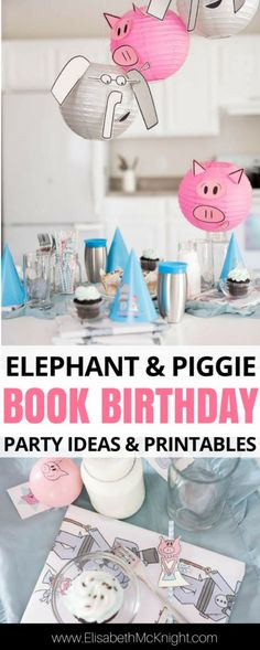 32 best piggie and elephant images on Pinterest in 2018 | Mo willems ...