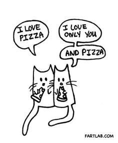 Everybody Loves Pizza. Its a Fact.