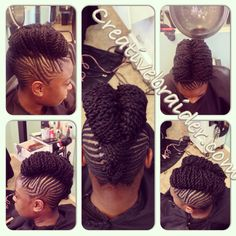 Awe Inspiring Creative Crown Braids And Website On Pinterest Short Hairstyles For Black Women Fulllsitofus