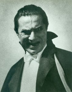 """beautyandterrordance: """" An uncommon publicity photo of Lugosi as Dracula from the collection of David Skal, via greggorysshocktheater. Horror Posters, Horror Icons, Horror Films, Horror Art, Gothic Horror, Cool Monsters, Famous Monsters, Classic Monsters, Dracula Film"""