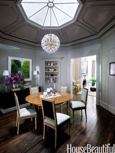 A Proper Boston Brownstone With Sparkle