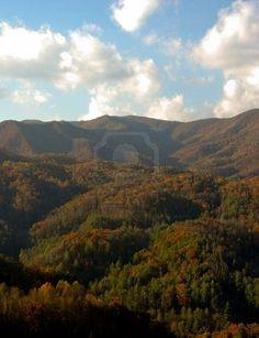 Asheville, North Carolina Mountains