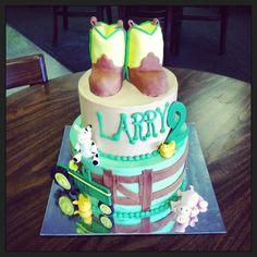 Boy Birthday Cake. Veronica's Bakery in Greenwood, MS